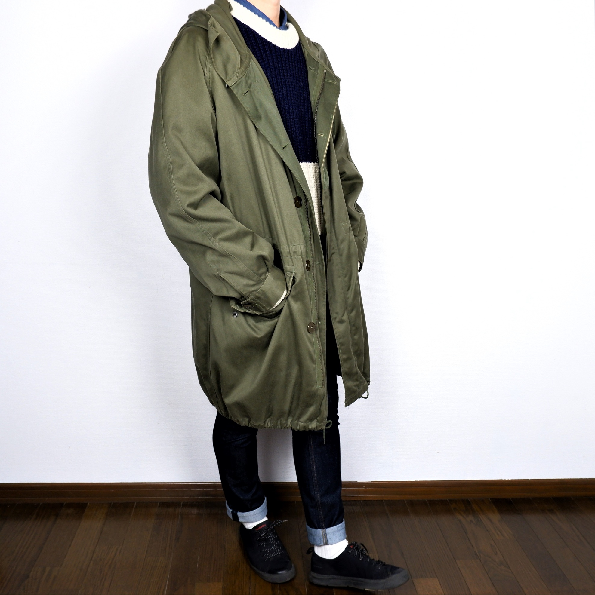 M-64 French Military Parka (16)