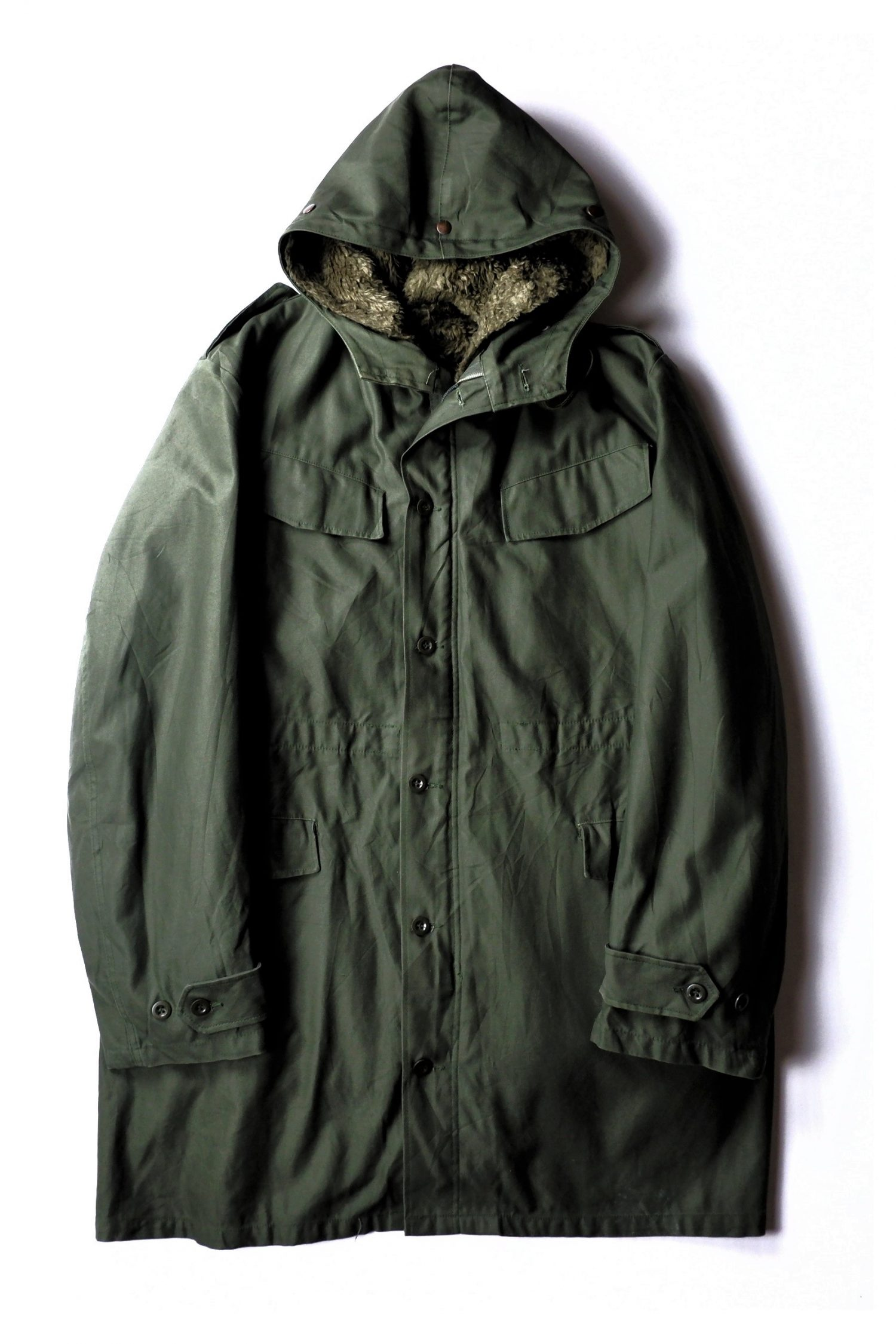 1987 German Military Field Parka