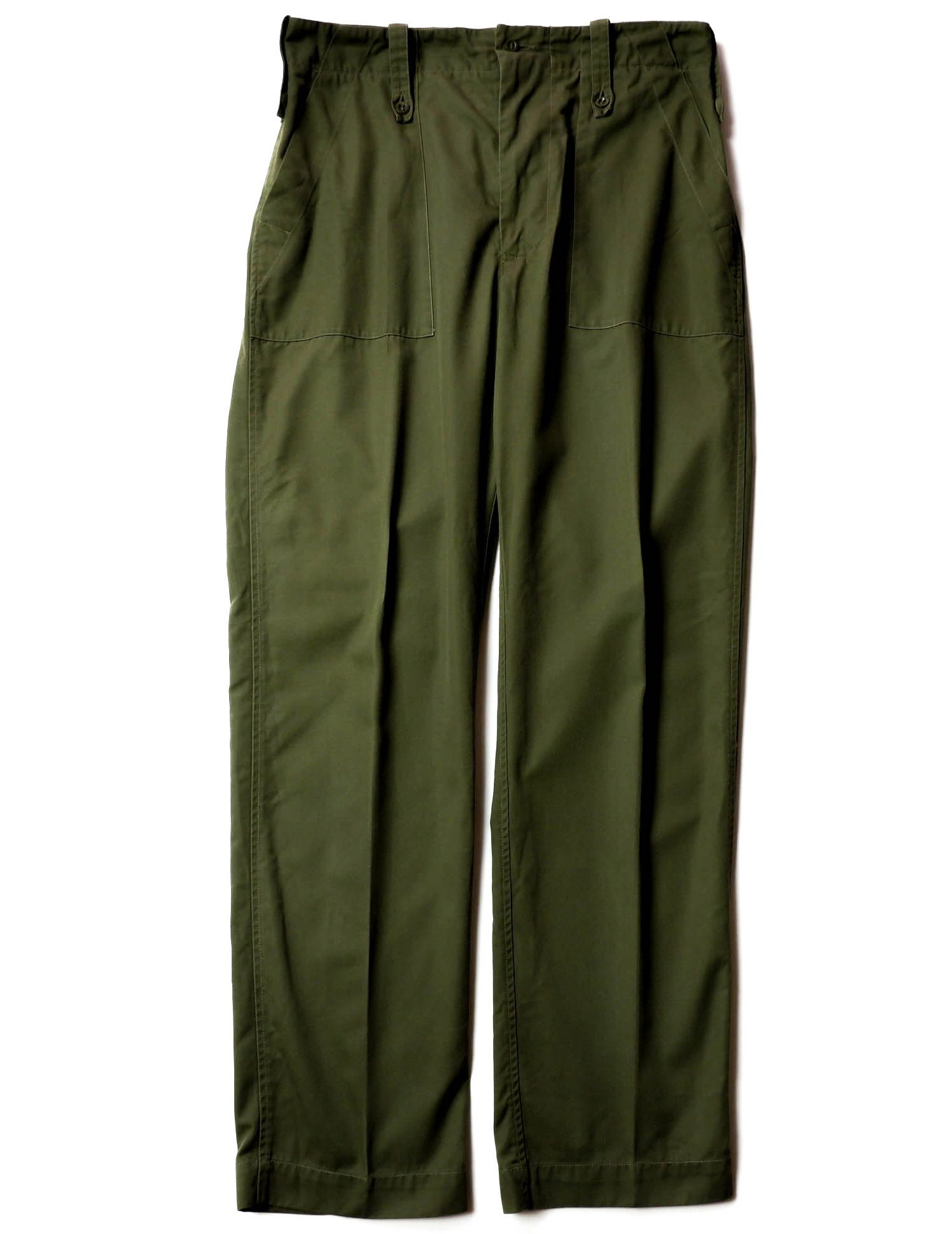 BRITISH ARMY LIGHTWEIGHT FATIGUE PANTS