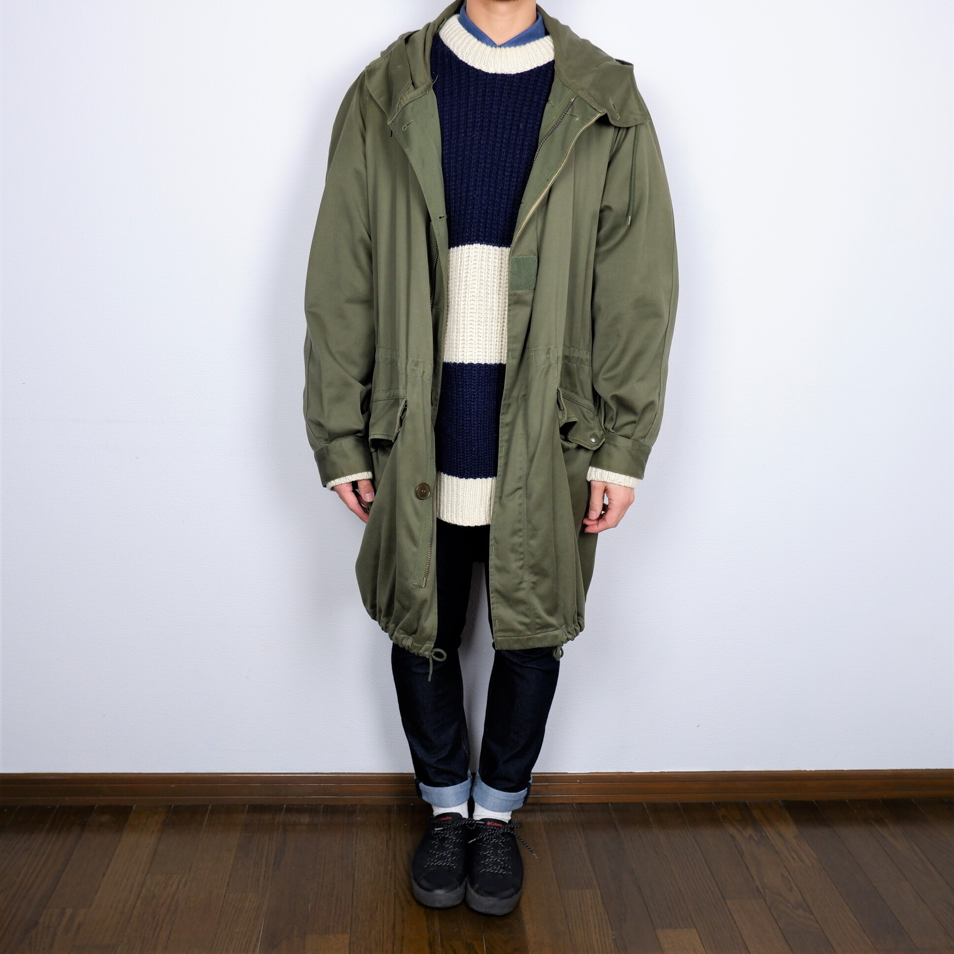 M-64 French Military Parka