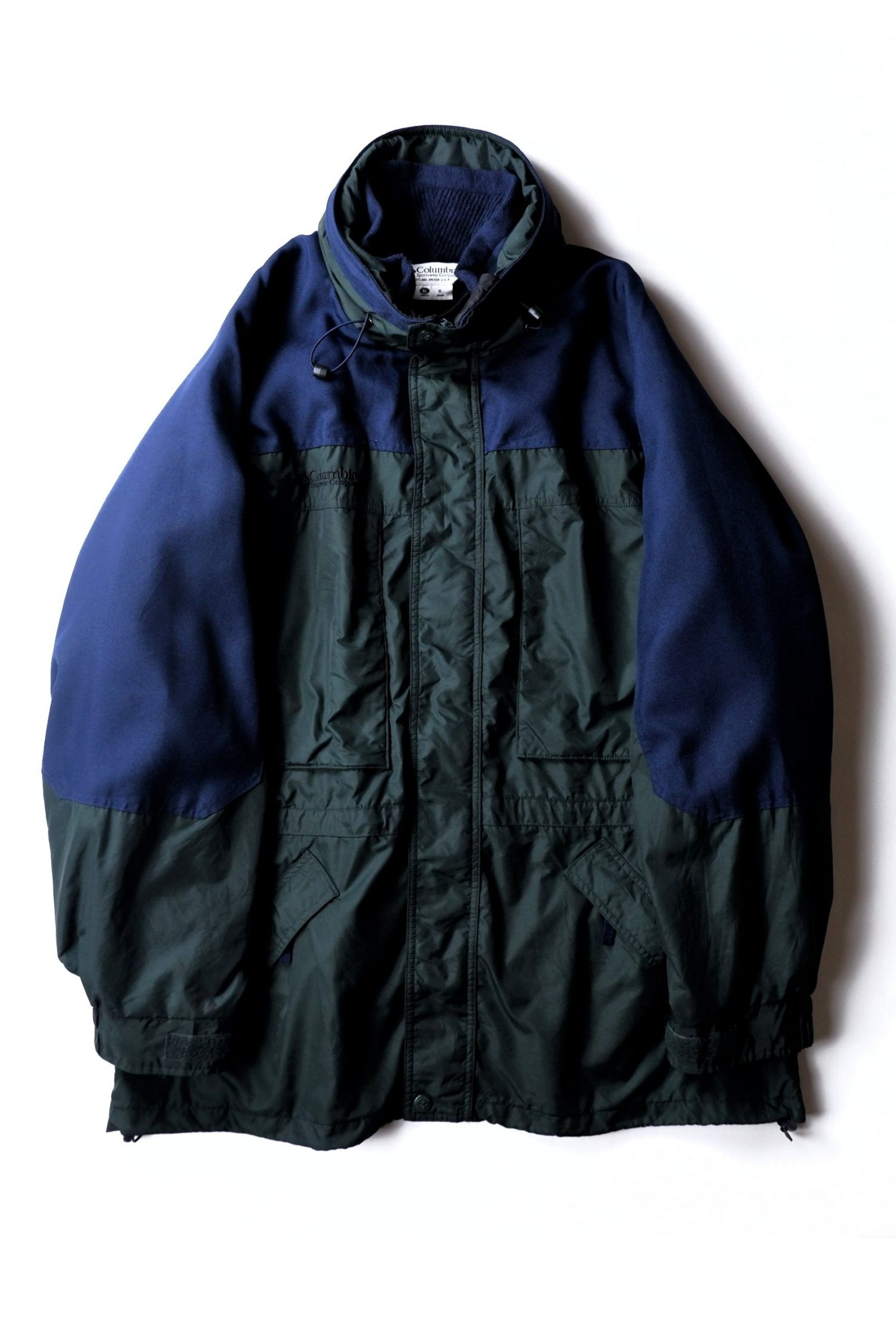 USED Columbia Jacket