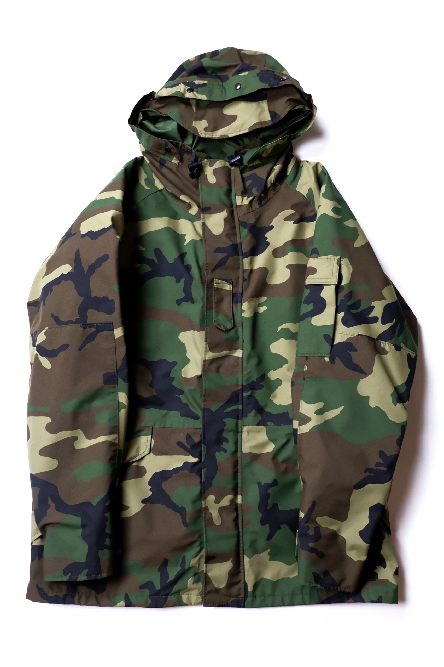Cold Weather Camouflage Parka_ GORE TEX