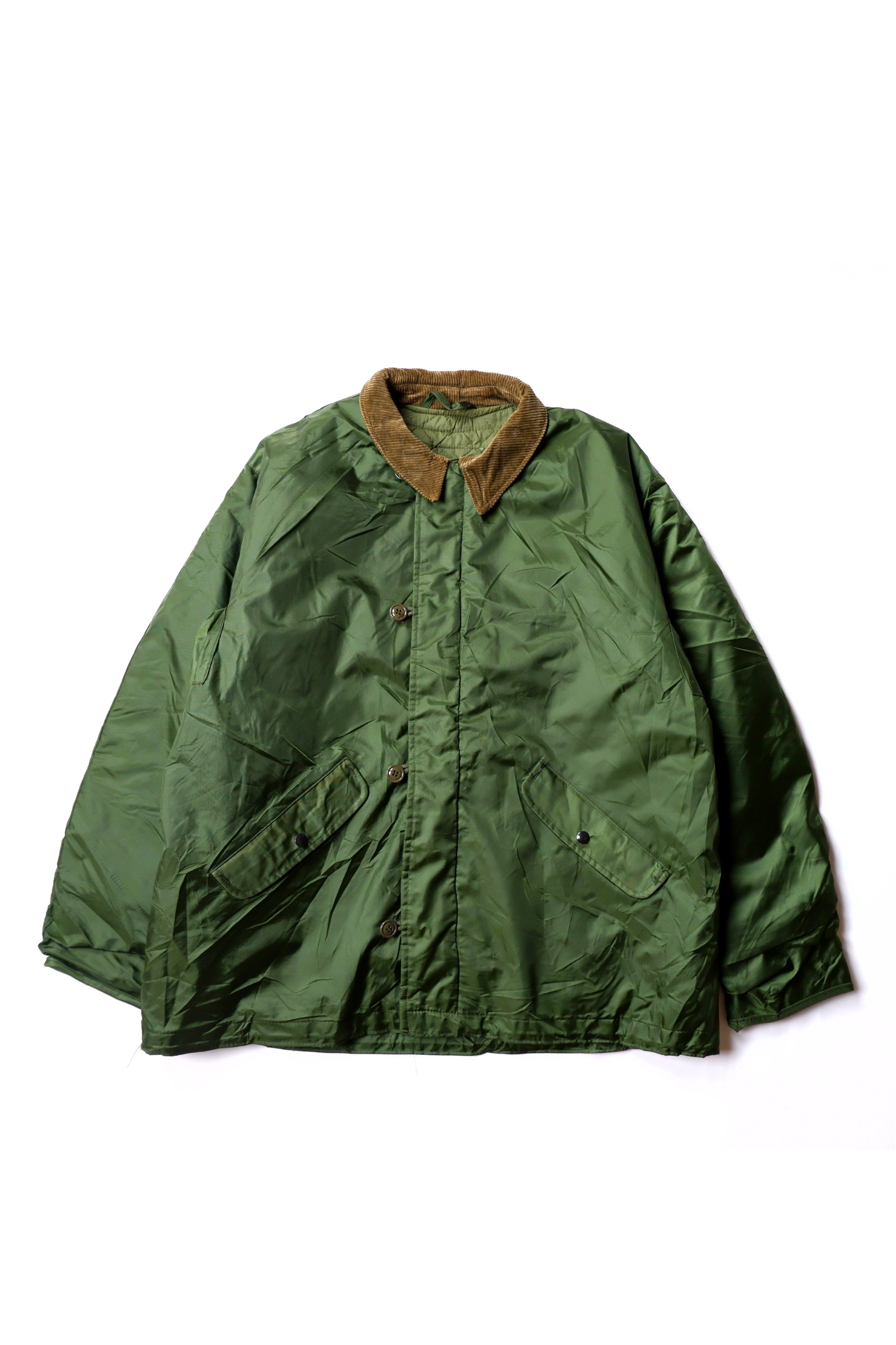 Vintage Military Extreme Weather Impermeable Jacket