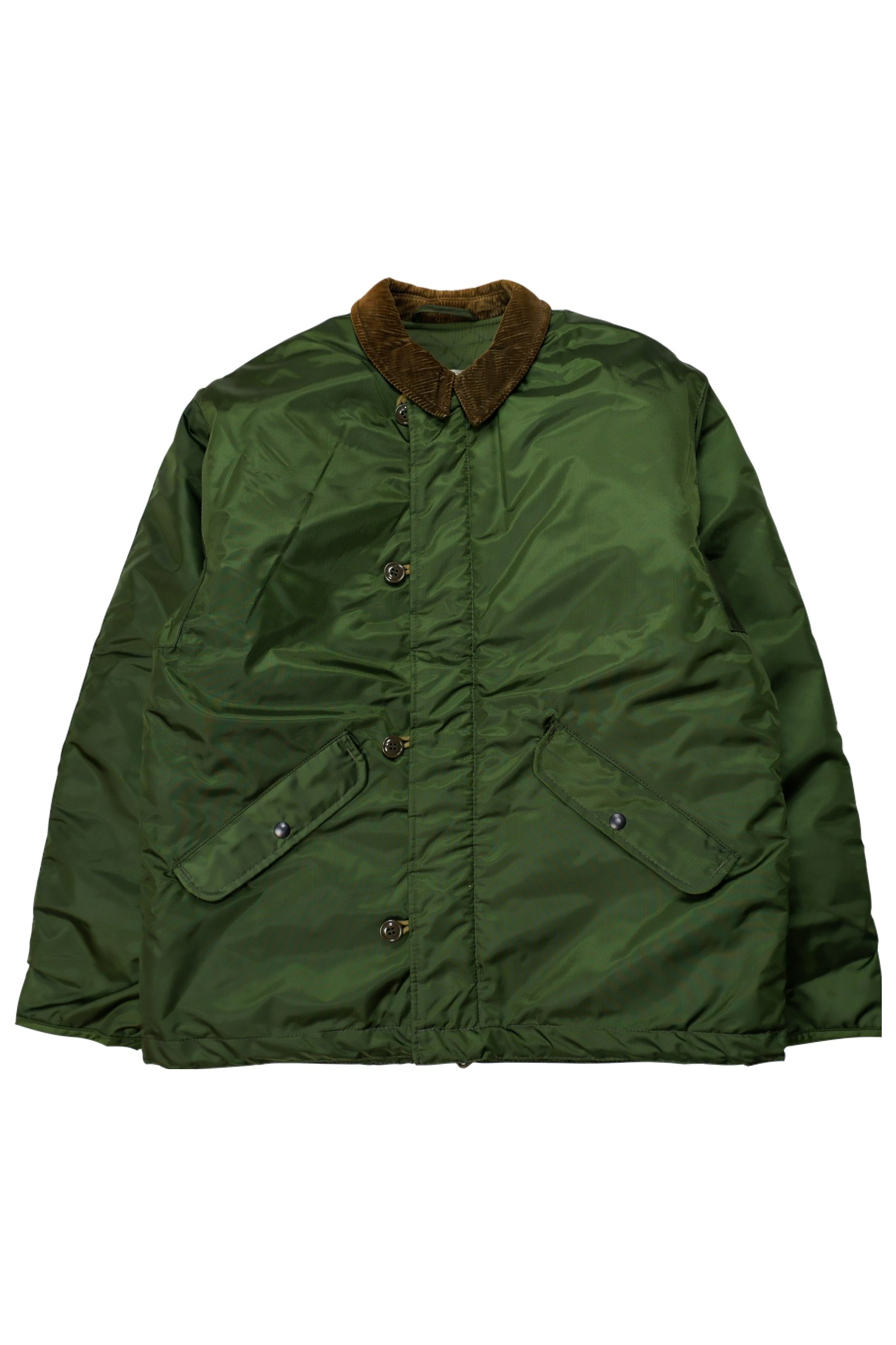 1980 Vintage Military Extreme Weather Impermeable Jacket