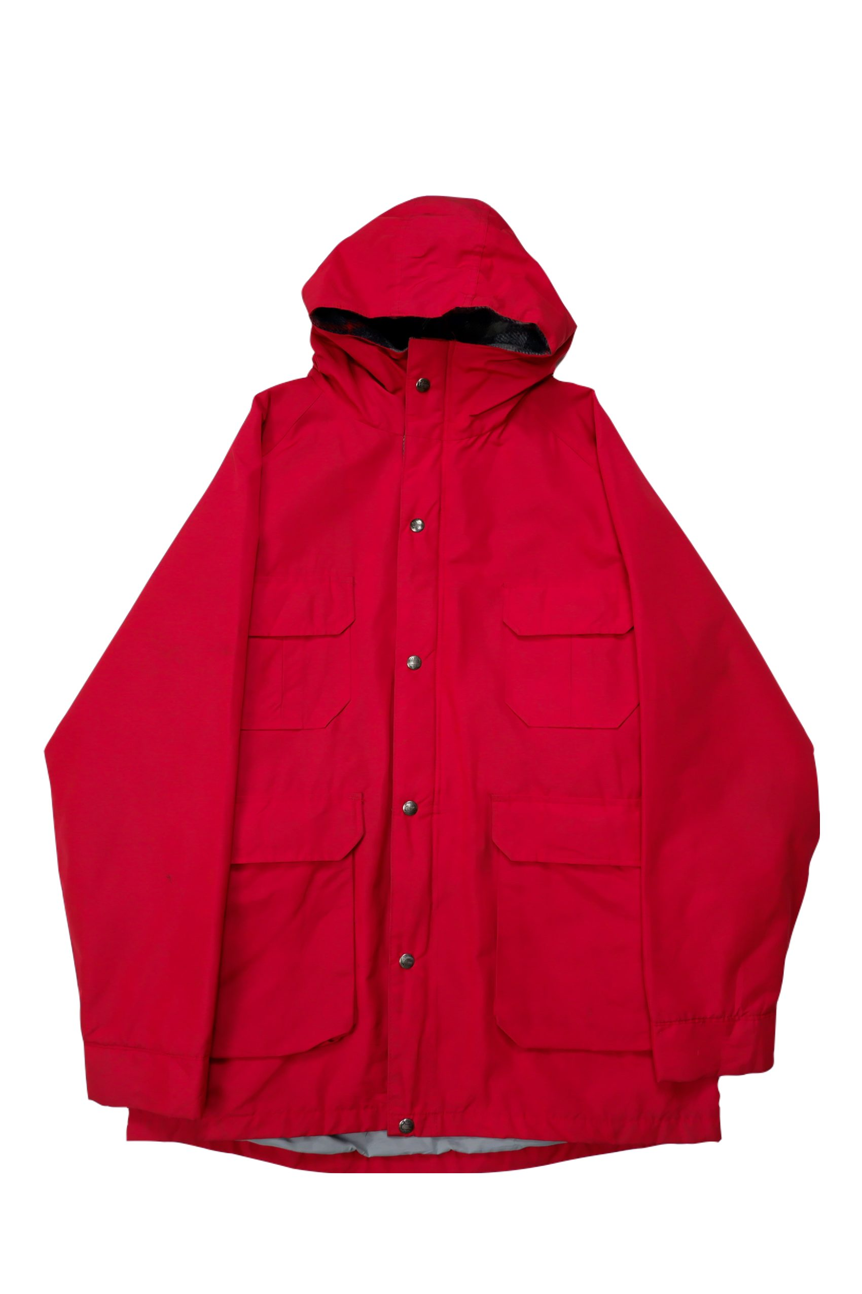 WOOLRICH Vintage Outdoor Jacket_ Made in USA