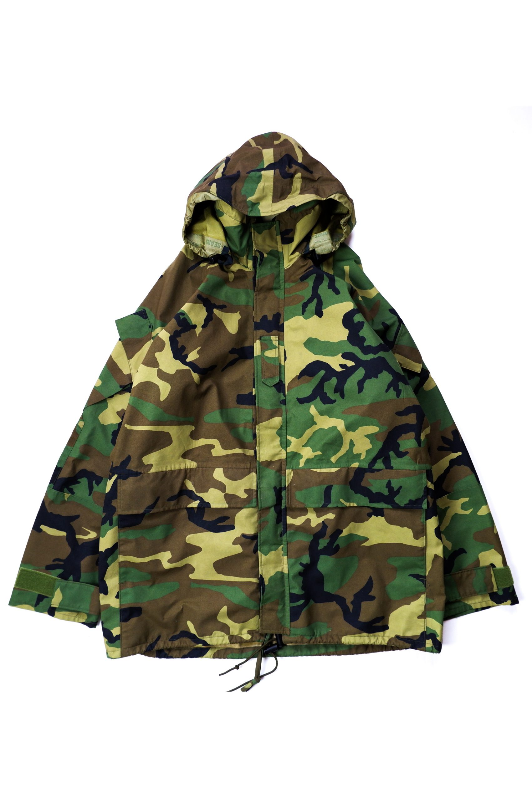 Cold Weather Camouflage Parka_GORE TEX