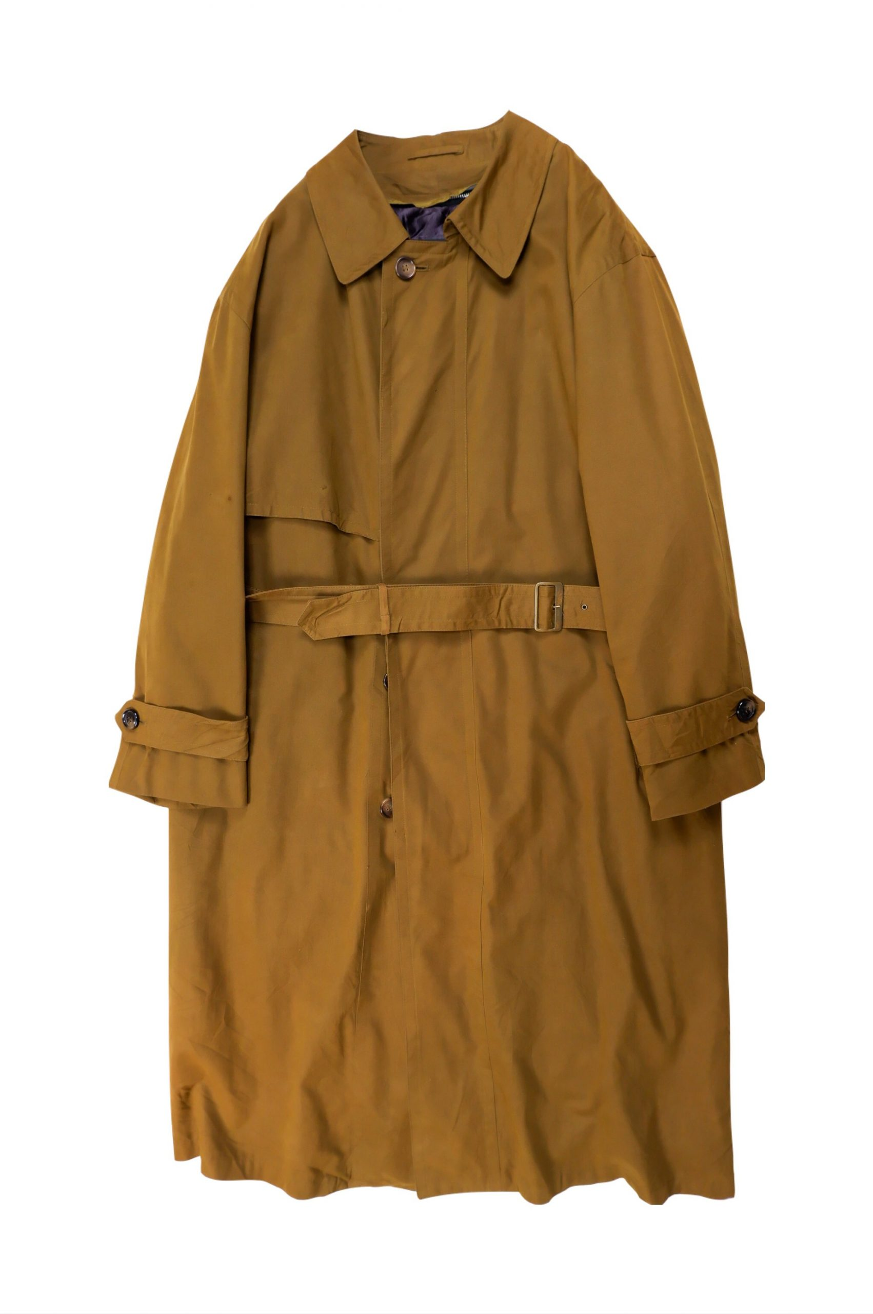 LONDON FOG_ Trench Coat