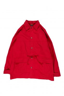 WOOLRICH Vintage Outdoor Jacket_ Made in USA_RED
