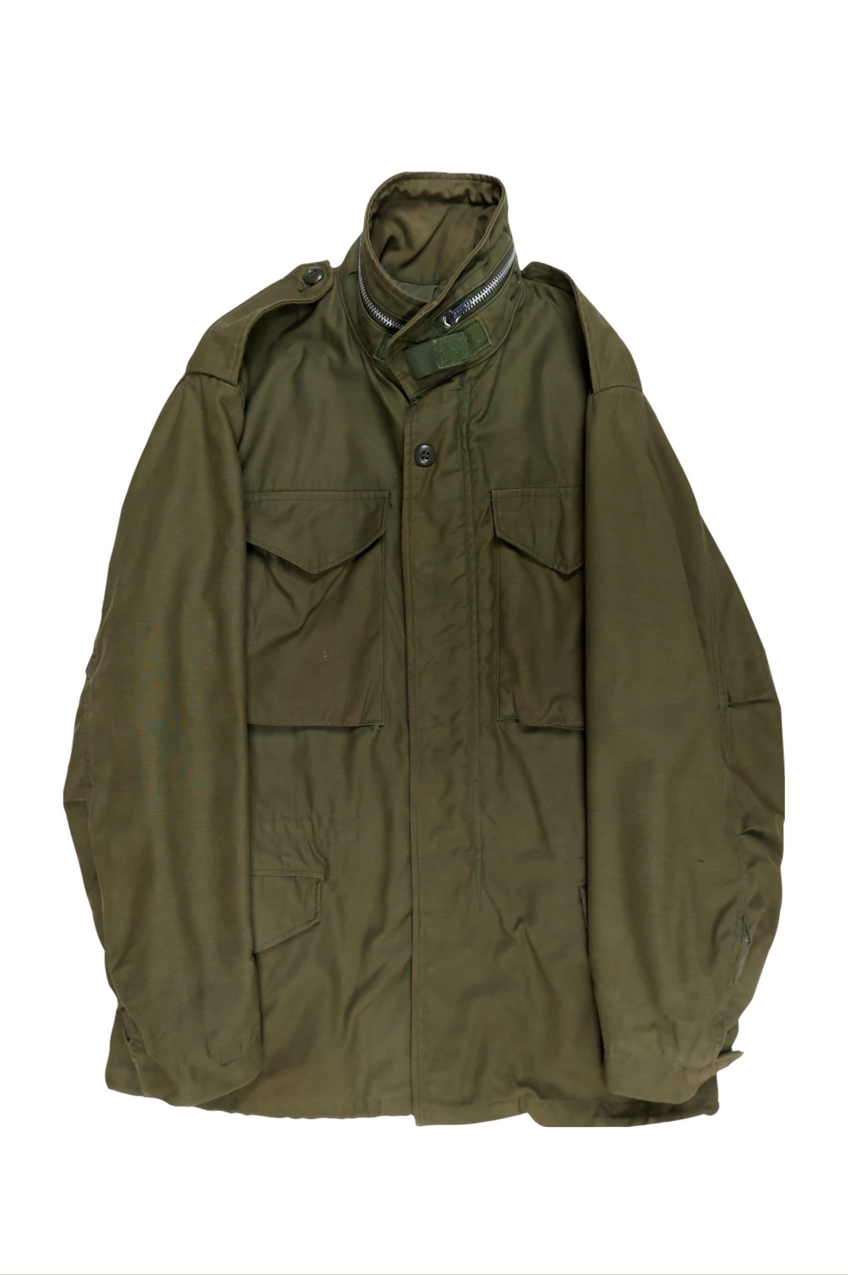 M65 MILITARY JACKET 2nd model_B