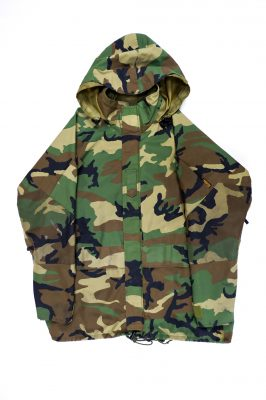 Cold Weather Camouflage Parka_GORE TEX-20