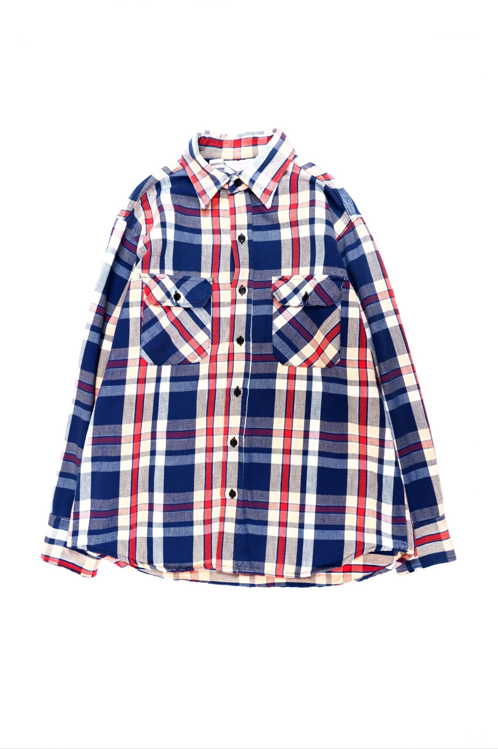 FROSTPROOF Check-Pattern Shirt_Made in USA-1
