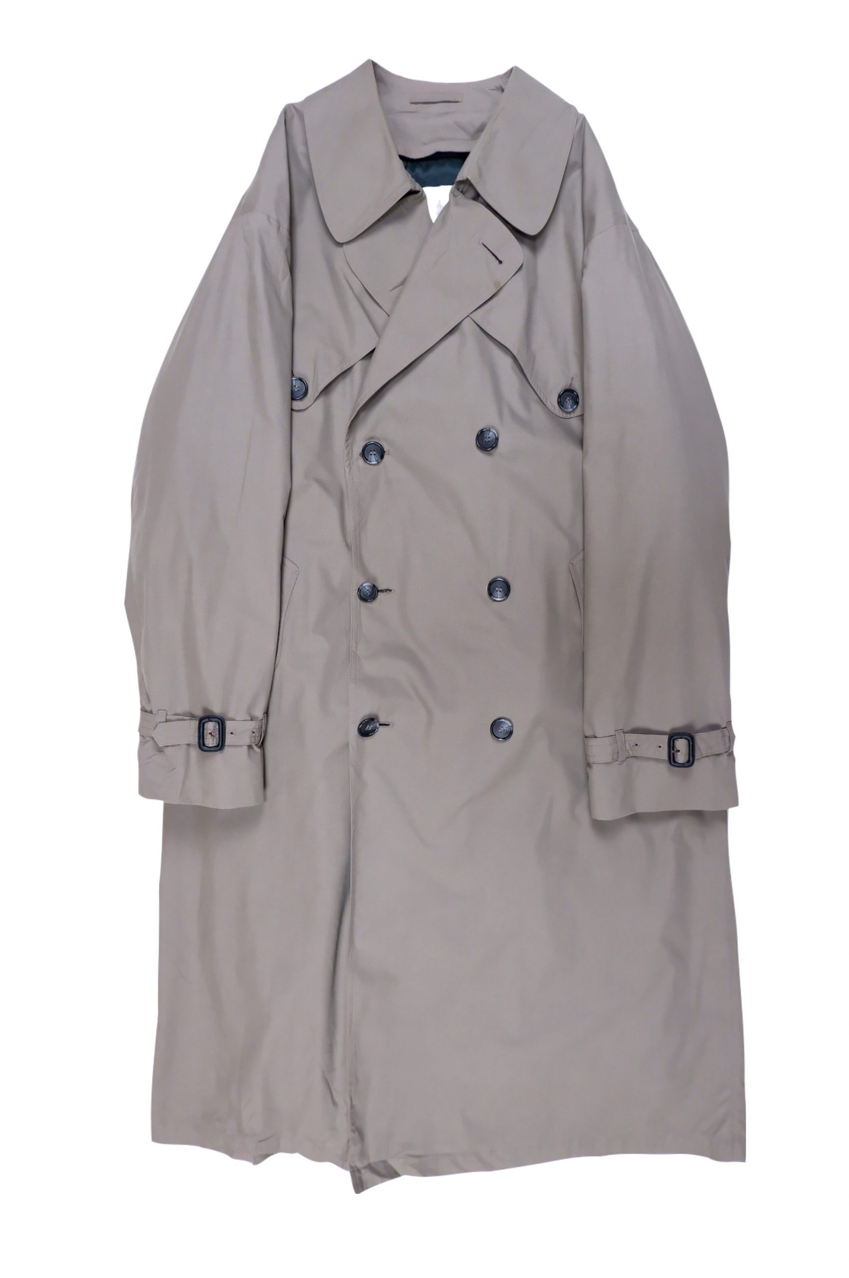 LONDON FOG Vintage Trench Coat_C