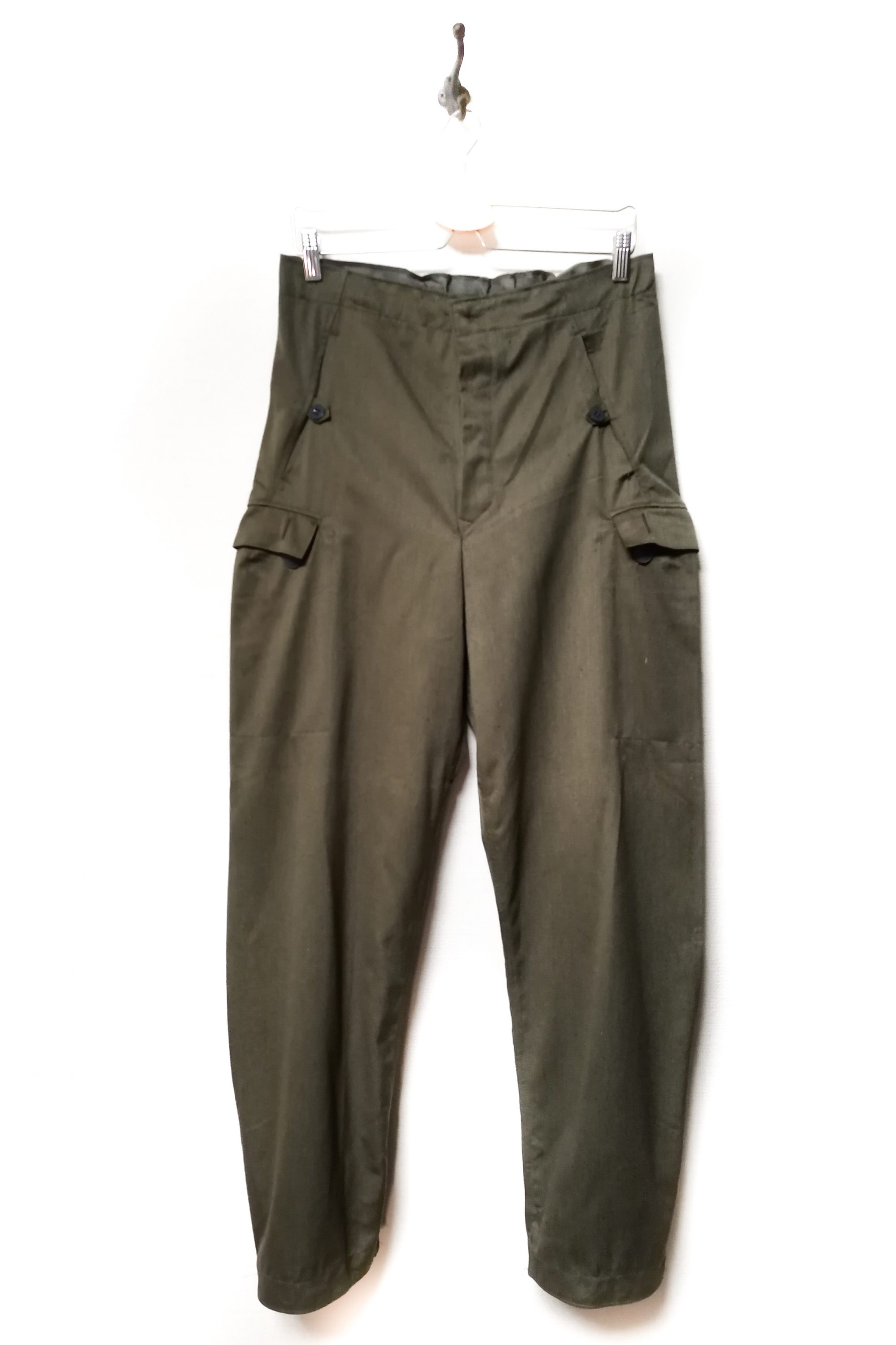 East German Military Trousers-9