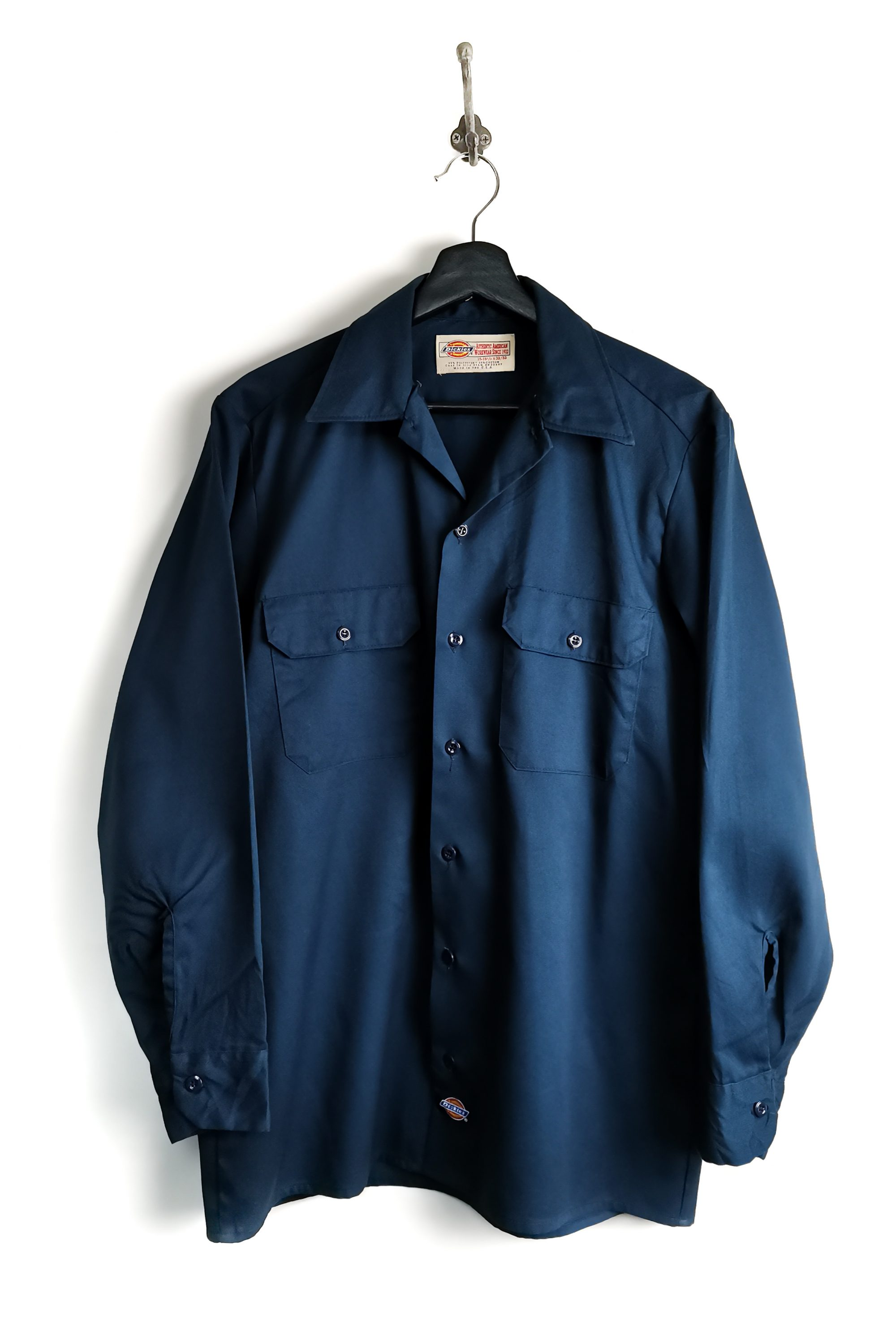 MADE IN USA_Vintage Dickies Shirt-1