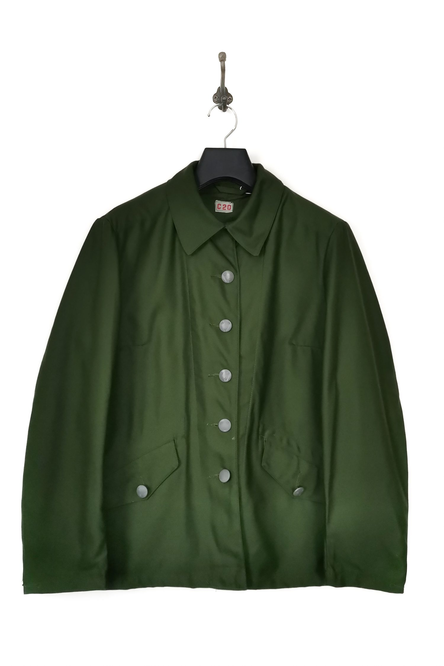 Swidish Military Work Jacket_Dead Stock_M-01
