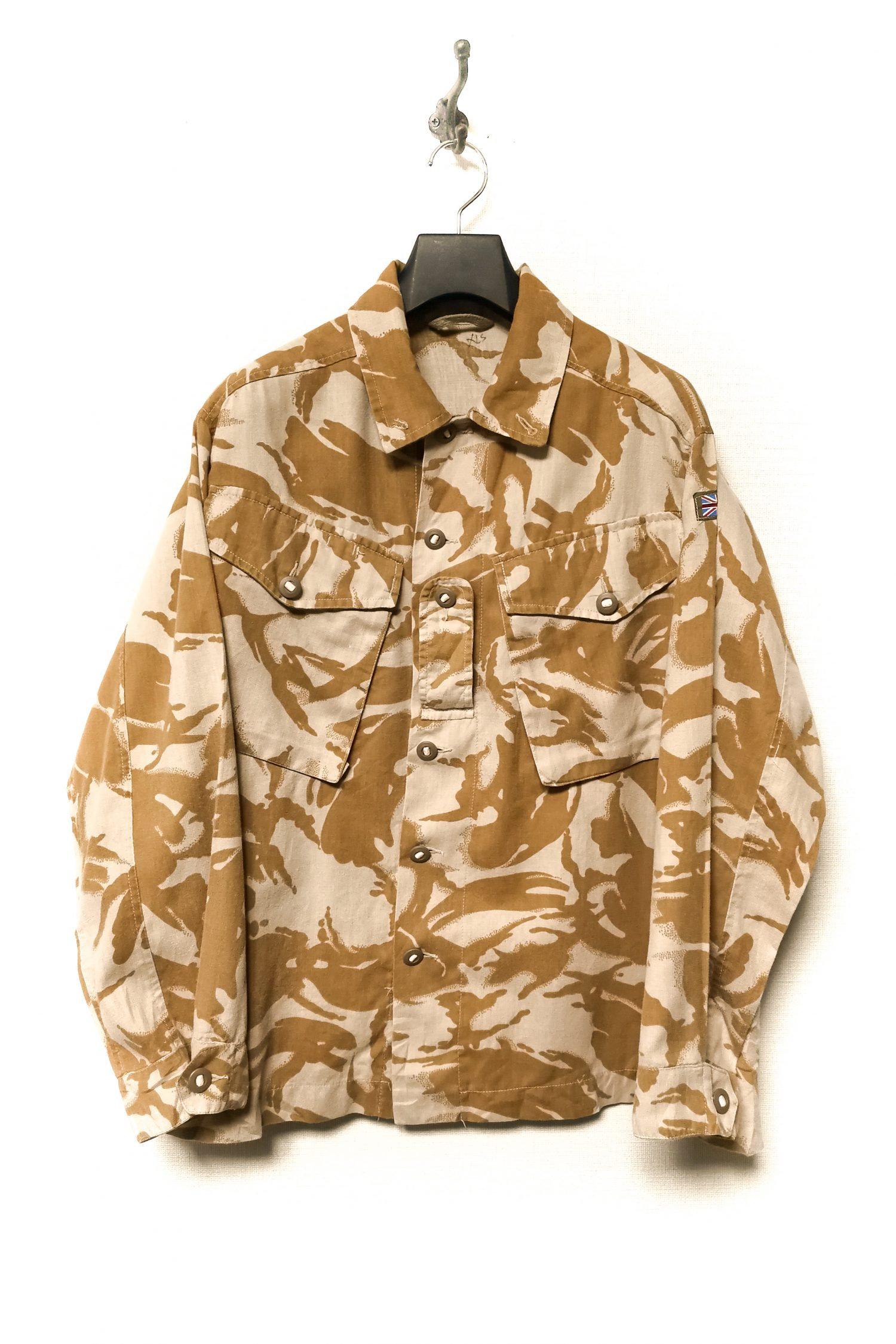 UK Military Tropical DPM Jacket_XL-9