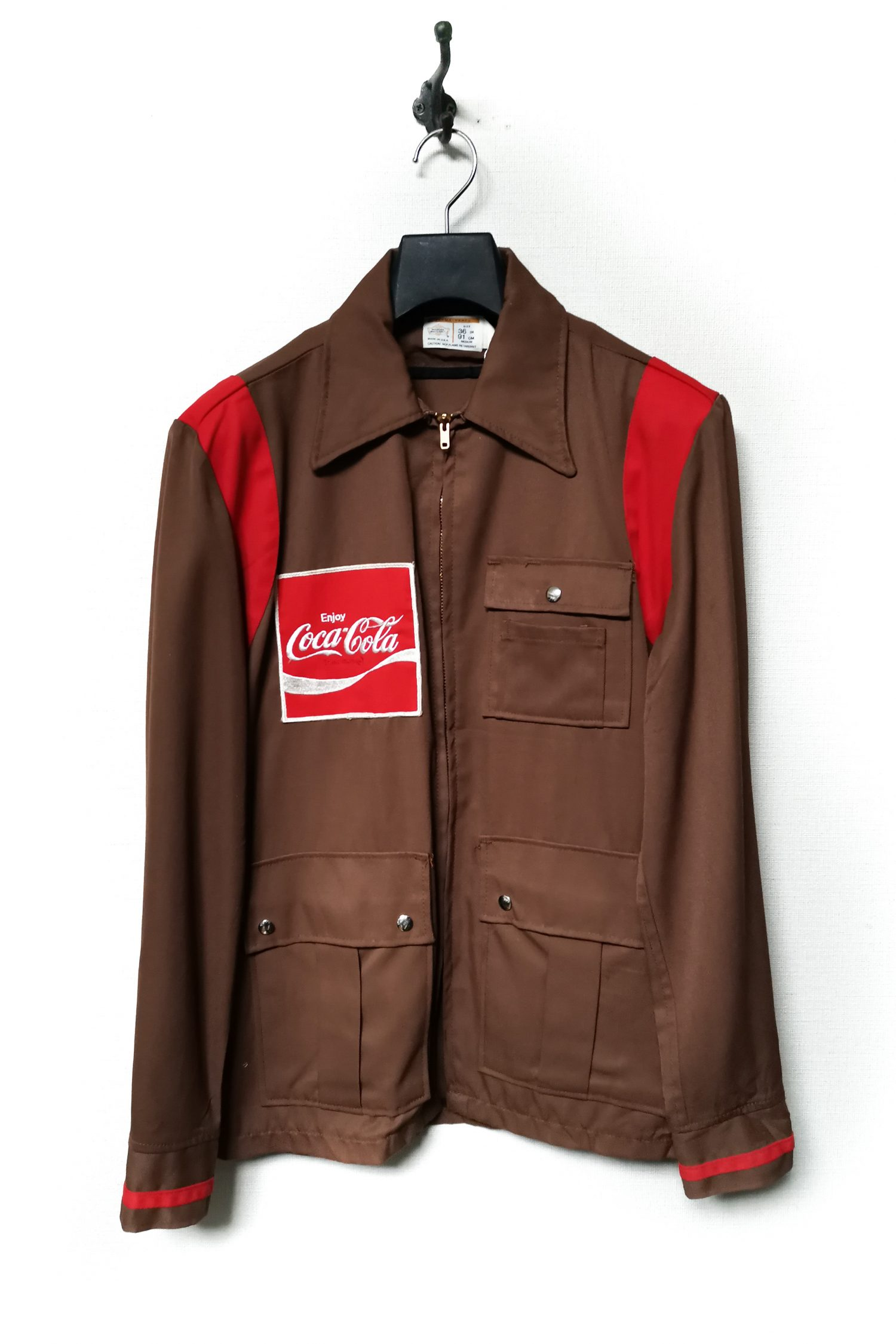 USA Vintage Coca-Uniform-9
