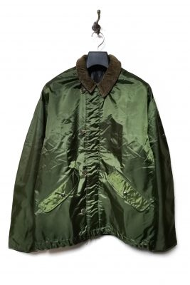 Vintage Military Extreme Weather Impermeable Jacket_S-size-10