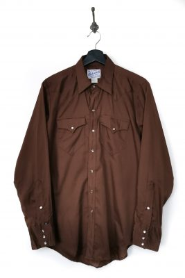 Vintage Western Shirt_Made in USA-7