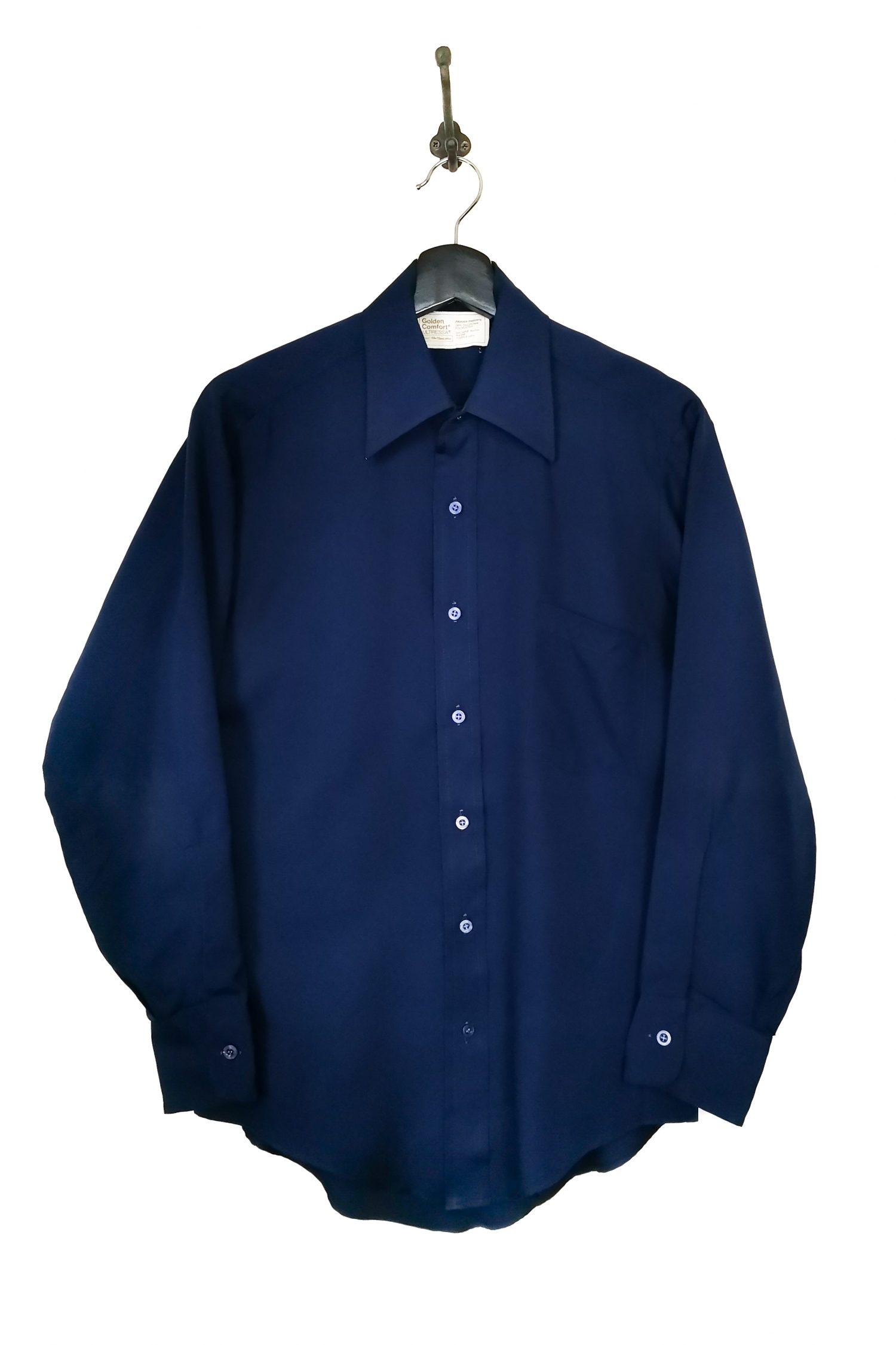 SEARS VINTAGE DRESS SHIRT_DEAD STOCK_M-11