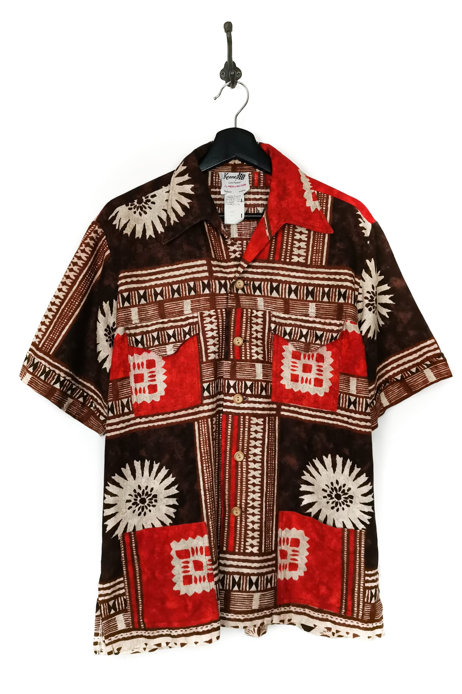 Vintage Hawaiian Shirt_M-6